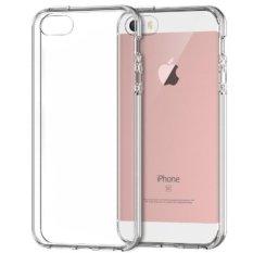USA Anti Crack Case / Anti Shock Case for iPhone 5 / 5S - Clear
