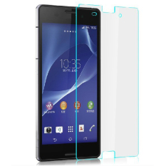 USA Tempered Glass for Sony Xperia Z3 -Clear