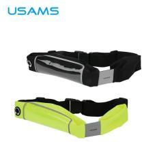 Toko Usams Adjustable Sport Waterproof Nylon Pouch Tas Ponsel Untuk 5 5 Inches Ponsel Intl Yang Bisa Kredit