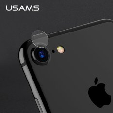 Promo Usams Iphone 7 9 H Lensa Kamera Tempered Glass Film Screen Protector Intl Usams Terbaru