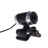 Top 10 Usb 2 12 Megapiksel Kamera Web Cam Hd With Mikrofon Klip Di 360 Derajat For Desktop Skype Komputer Pc Laptop Hitam Online