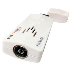 USB 2.0 TV Stick Tuner Receiver Adaptor Analog Di Seluruh Dunia untuk Laptop PC DVD--Intl