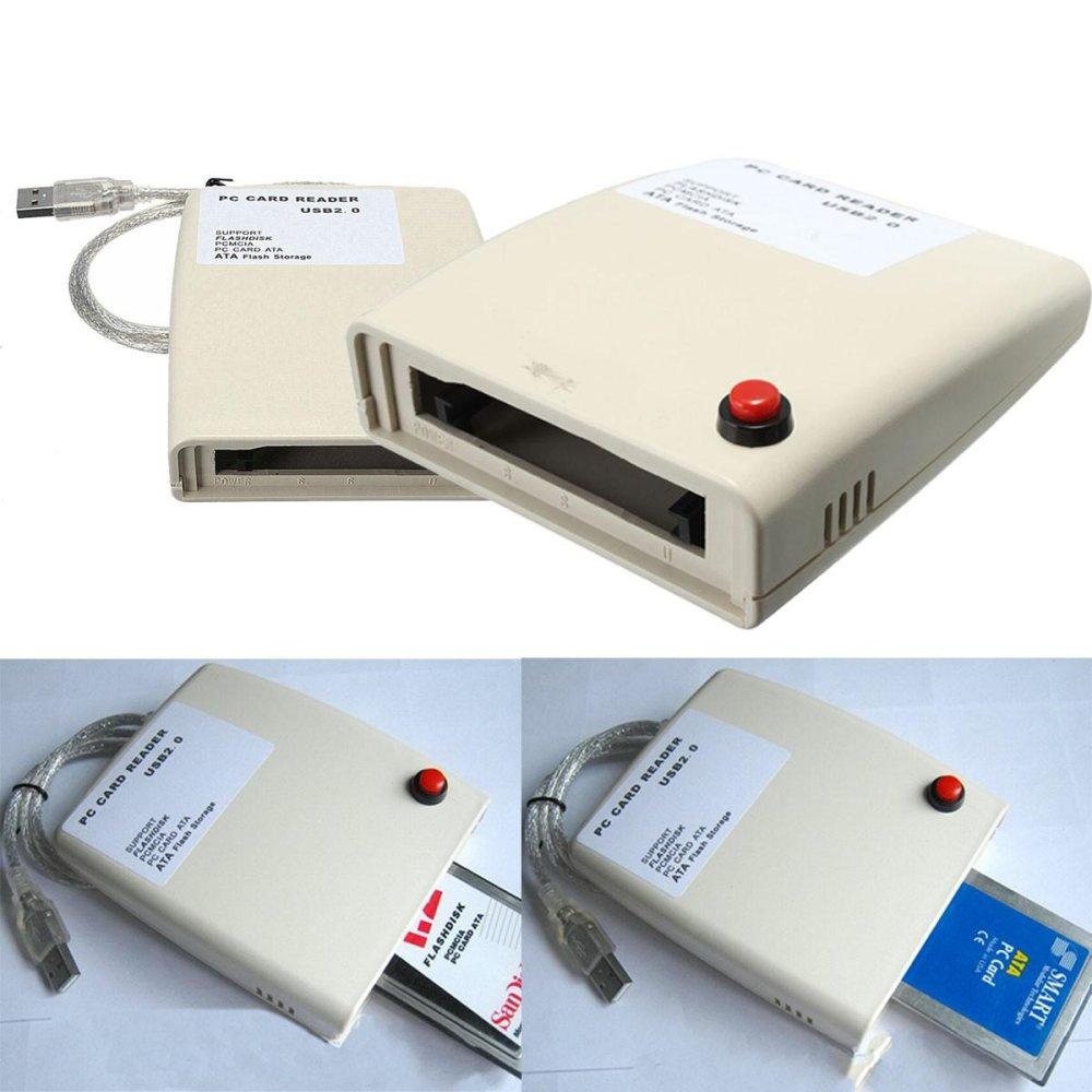 Beli Usb 2 Untuk 68 Pin Ata Pcmcia Flash Disk Memory Card Reader Adaptor Konverter Baru Internasional Not Specified Murah