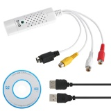Jual Usb 2 Video Audio Capture Card Hd Video Converter Adapter Edit Video For Camcorder Dvd Pc Intl Not Specified Original