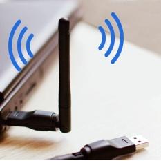 Harga Usb 2 Wifi Rt5370 Kartu Jaringan Nirkabel 802 11 B G N Lan Adaptor Dongle Hitam Intl Baru