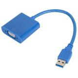 Jual Usb 3 Untuk Vga Multi Pameran Grafis Tampilan Kartu Adaptor Kabel Konverter Oem Ori