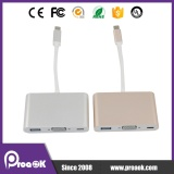 Usb 3 1 Type C Untuk Vga Usb3 Adaptor Tipe C Male To Female Converter Hub Pengisian Port Untuk Macbook Intl Oem Diskon
