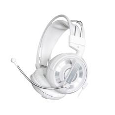 USB 3.5mm Surround Stereo Headset Gaming Bando Telepon Kepala dengan Mikrofon untuk PC WH-Intl
