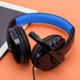 Ulasan Lengkap Usb 3 5Mm Wired Stereo Gaming Headphone Earphone W Mic Untuk Pc Laptop Gamer Intl