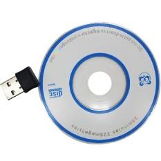 USB Adaptor Jaringan Nirkabel Melakukan WiFi Dongle 802, Kartu LAN Receiver mini 11N Ponsel Laptop