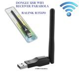 Beli Usb Dongle Wifi Universal Skybox Cocok Ke Semua Receiver Digital Parabola Dan Pc Komputer Dengan Kartu Kredit