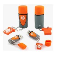 Harga Usb Flashdisk Hp 8Gb 245O Orange Baru