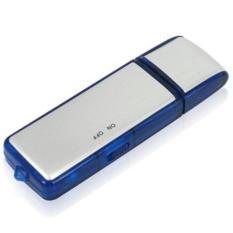 Tips Beli Usb Flashdrive Sound Voice Recorder Flashdisk Perekam Suara 8Gb White Blue Yang Bagus