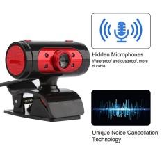 Toko Usb Webcam Hd 720 P Digital Video Kamera Web Dengan Digital Sound Built In Led Intl Online
