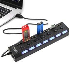 Usb Hub 7 Port 7 Switch Led By Best Elektronik & It.