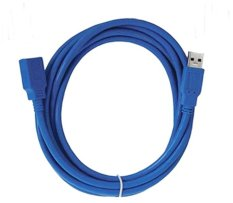 Spesifikasi Usb Kabel Extension 3M V3 Biru Dan Harganya