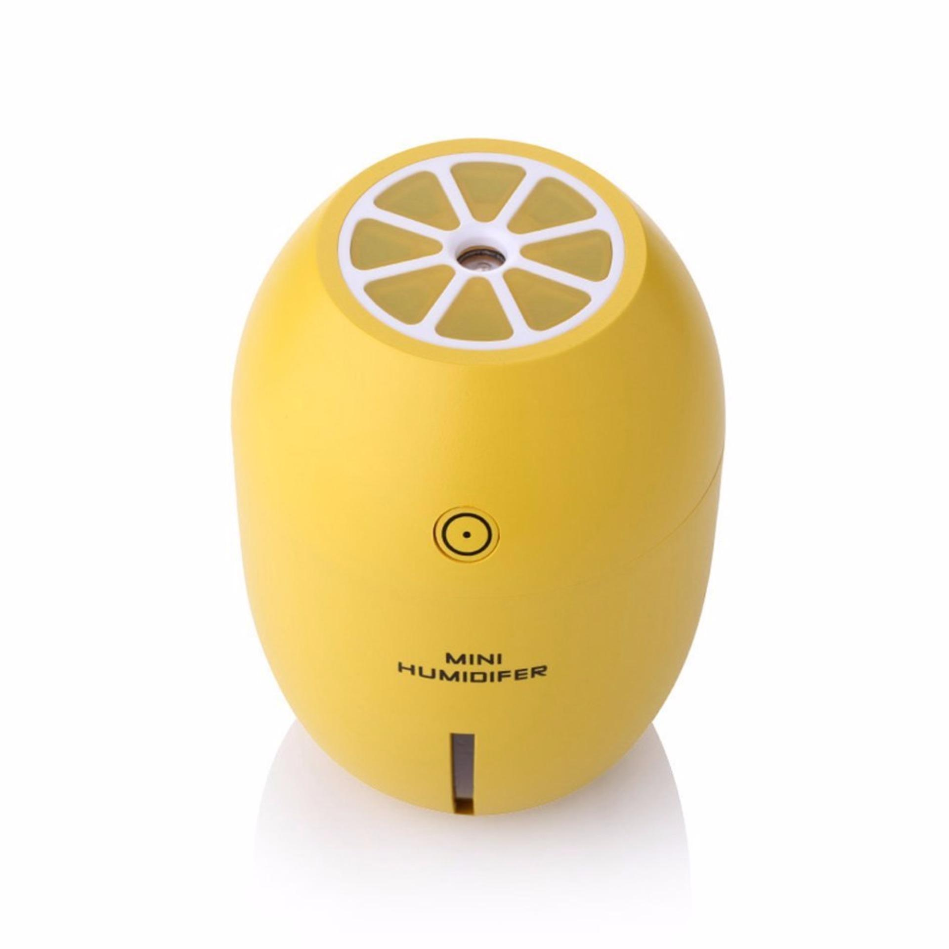 Toko Usb Lemon Humidifier With Led Light 180Ml Terlengkap