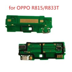Review Terbaik Usb Plug Port Pengisian Antarmuka Data Charger Dock Board Mikrofon Integrasi Flex Kabel For Oppo R815 R833T