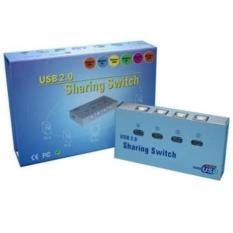 Usb Sharing Switch Printer 4Port Usb - Sharing Switcher 1-4 Auto Switch Printer 4 Port