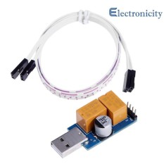 USB Timer Card Module Automatic Restart IP Electronic Timer Cable for PC - intl