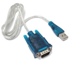 USB Ke RS232 Serial Port 9 PIN DB9 COM Converter Adaptor Kabel FR Windows 7 8 XP-Intl