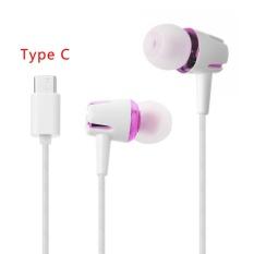 Beli Usb Type C Earbud Earphone Wired Kontrol Stereo Dengan Mic Untuk Leeco Le 2 Max Pro Intl Murah Hong Kong Sar Tiongkok