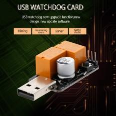 USB Watchdog Kartu Komputer/Pertambangan/Permainan/Tanpa Pengawasan Otomatis Restart Biru Layar Crash/Server/LTC BTC miner-Internasional