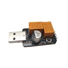 USB Watchdog Kartu Modul Penghitung Waktu Biru Layar Restart untuk Komputer Buah Mining Miner Permainan-Internasional