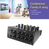 Ustore 8 Channel Digital Mixing Konsol Karaoke Universal Konsol Mixer Mono Stereo Intl Asli