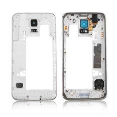 Jual Ustore Bingkai Tengah Plate Perumahan Bezel Camustore Cover Cocok Untuk Samsung S5 Intl Oem Di Tiongkok