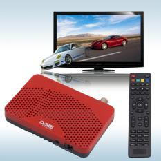 USTORE Universal DVB-S2 + IPTV + IKS TV BOX Top Advanced Full HD Combo Receiver-Intl