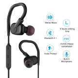 Spesifikasi Uvoks W2 Apt X Stereo Bluetooth Headphone Nirkabel Sport In Ear Sweatproof Headset Intl Online