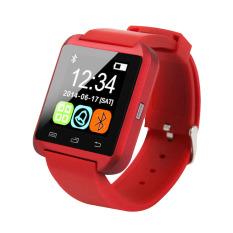 Jual Uwatch U8 Smart Watch Untuk Ios Dan Ponsel Android Bluetooth Watch U8 Smartwatch Bluetooth Smart Jam Tangan Untuk Smartphone Murah Tiongkok