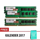 Miliki Segera V Gen Ddr3 Long Dimm 1 5V Unbuffered 240Pin 4Gb Pc 10600 1333 Mhz Free Kalender