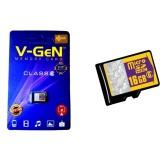 Review Terbaik V Gen Memori Card 16Gb Class 6