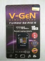 Jual Beli V Gen Memory Card Micro Sd Class 10 16Gb Adapter Baru Indonesia