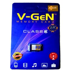 Promo V Gen Micro Sd 16Gb Class 6 Memory Card 16 Gb