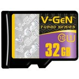 Toko V Gen Micro Sd 32 Gb Class 10 Turbo Speed 85 Mbps Vgen