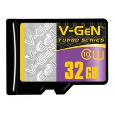 V-Gen Micro SD 32GB Turbo Class 10 Memory Card