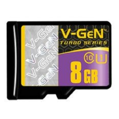Jual V Gen Micro Sd 8 Gb Class 10 Turbo Series Ori