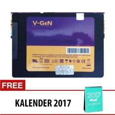 Harga V Gen Ssd Sata 3 480Gb Solid State Drive Free Kalender Original