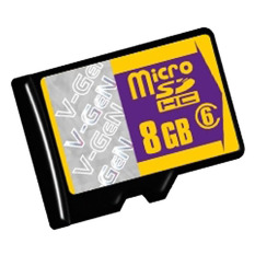 Jual V Gen Transflash Micro Sd Hc With Cprm License 8Gb Memory Card Class 6 V Gen Original