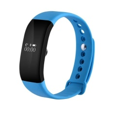 V66 Layar Sentuh Layar Gelang Heart Rate Monitor Smart WatchSports Pengingat Tidur Monitor Smart Gelang untuk IOS dan Android- INTL