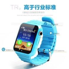 V7 + Layar Sentuh Warna Posisi Anak-anak Watch Smart Wearablesupport Satu Generasi Penjualan Langsung Pabrik-Intl