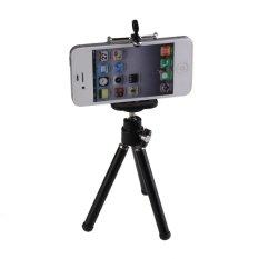 16 Cm Stan Ponsel Fleksibel Tumpuan Kaki Tiga For smartphone Kamera
