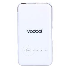 Beli Vakind Android Saku Proyektor Mini Ultra Tipis Rumah Teater Putih Cicilan