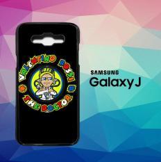 Valentino Rossi The Doctor J0404 Casing Custom Hardcase Samsung Galaxy J7 (2016) Case Cover