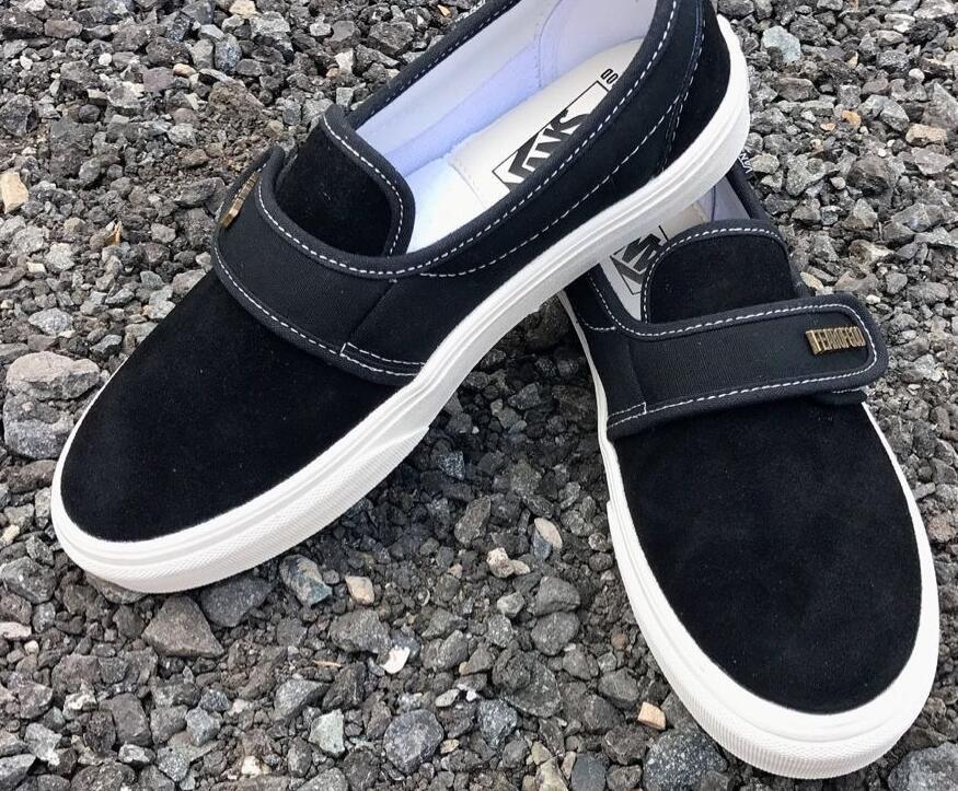 VAN AUTHENTIC/UNISEX Takut Tuhan Gaya 147 dari DINDING CLASSIC Old Skool SKATE SEPATU SNEAKERS Casual Kekasih's Shoes-Intl