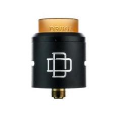 Vape Druga RDA Clamp Snag 24mm - Atomizer Rokok Elektrik - Black
