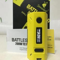 Beli Vaporize Smoant Battlestar Tc Mod 200W 100 Authentic Yellow Smoant Dengan Harga Terjangkau